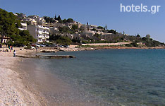 Attica Beaches - Porto Rafti Beach