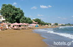 Chania - Agia Marina Beach