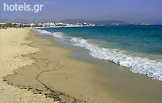 Cyclades Islands - Agios Prokopios Beach (Naxos Island)