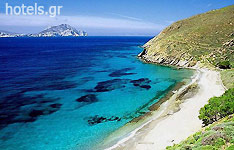 Cyclades Islands - Aigiali Beach (Amorgos Island)