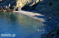 Cyclades Islands - Karavostassis Beach (Folegandros Island)