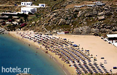 Cyclades Islands - Paradise Beach (Mykonos Island)