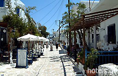 Cyclades Islands - Antiparos (Antiparos Island)