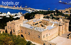 Dodecanese  Islands - Medieval Town of Rhodes Island