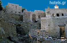 Dodecanese  Islands - Castle of Megalo Horio (Tilos Island)
