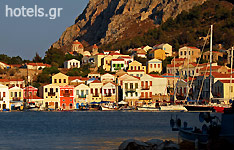 Dodecanese Islands - Megisti (Kastelorizo Island)