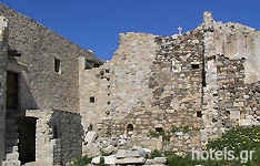 Dodecanese  Islands - Venetian Castle of the Querini or Quirini (Astypalea Island)
