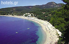 Epiros Beaches - Valtos Beach (Parga)