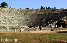 Epiros Archaeological Sites - Ancient Dodoni (Ioannina)