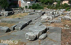 Epiros Archaeological Sites - Temple of Pythiou Apollo (Arta)
