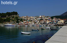 The City of Parga