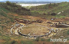 Etoloakarnania Archaeological Sites - Ancient Stratos