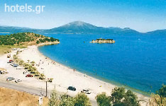 Evia Beaches - Nisiotissa Beach