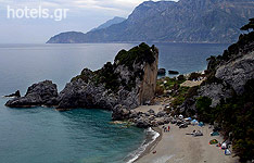 Evia Beaches - Chiliadou Beach