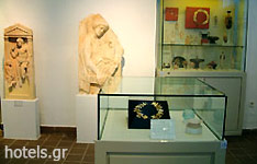Evia Museums - Archaeological Museum of Chalkida