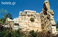 Fthiotida Archaeological Sites - Achinos (Echinous)