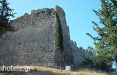 Fthiotida Archaeological Sites - Castle of Lamia