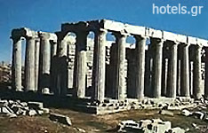 Ilia Archaeological Sites - The Temple of Epikourios Apollo (Apollo the Helper)