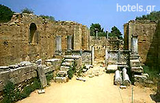 Ilia Archaeological Sites - Ancient Olympia