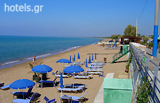 Ilia Beaches - Kourouta Beach