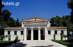Ilia Museums - The Historical Museum of the Ancient Olympic Games