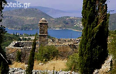 Ionian & Kythira Islands - Ancient Acropolis (Ithaca Island)