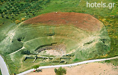 Korinthia Archaeological Sites - Ancient Sikyon