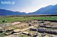 Korinthia Archaeological Sites - Archaeological Site of Stymfalias
