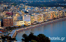 Korinthia Beaches - Loutraki Beach