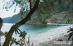 Laconia Beaches - Gerolimenas Beach