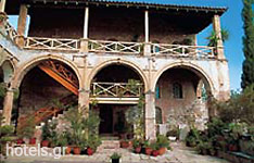 Laconia Museums - Archeological Museum of Mystras