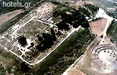Macedonia Archaeological Sites - Vergina