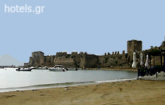 Messinia - Methoni