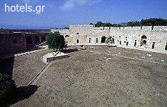Messinia Archaeological Sites - Castle of Pylos, Niokastro