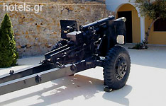 Messinia Museums - Military Museum of Kalamata