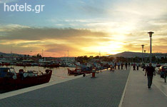 The Port of Volos City