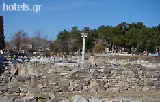 Thessalia Archaeological Sites - Fthiotides Thebes (New Anchialos)