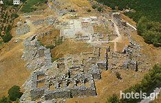 Thessalia Archaeological Sites - Iolkos (Pagasitikos Gulf)