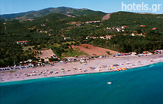 Thraki Beaches - Agia Paraskevi Beach