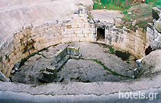 Viotia Archaeological Sites - The treasure of Minyas