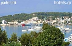 porto heli hotels and apartments peloponissos greece