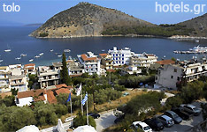 tolo hotels and apartments Peloponnese greece