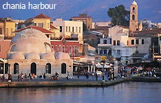 chania hotels and apartments crete island greece