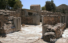 Heraklion - The Royal Villa of the Holy Trinity