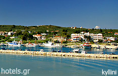 kyllini hotels and apartments peloponissos greece