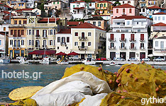 laconia Peloponnese hotels and apartments greece