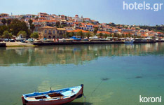 koroni hotels and apartments peloponissos greece
